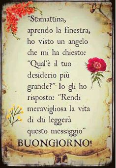 Italian Memes, Italian Phrases, Good Morning Good Night, Best Motivational Quotes, Inspirational, Zodiac Quotes, Morning Quotes, Friends In Love, Food For Thought