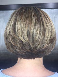 Bob Haircut For Fine Hair, Thin Hair Haircuts, Cute Hairstyles For Short Hair, Very Short Hair, Short Hair With Layers, Short Hair Cuts For Women, Medium Hair Cuts, Medium Hair Styles, Long Hair Styles