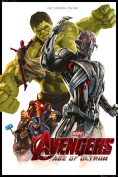 The Avengers: Age of Ultron by KanomBRAVO.deviantart.com on @DeviantArt