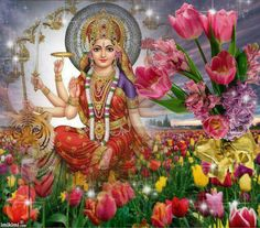 Goddess Durga is omnipresent. She is the personification of Universal Mother. She is a Mother, who is present everywhere and who is embodiment of power and energy. Great mother, who is present everywhere and who is embodiment of Peace. I bow to that mother, I bow to Durga, I bow to Shakti.