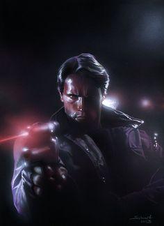 Terminator by JonasScharf.deviantart.com on @DeviantArt