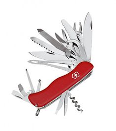Victorinox 1 8810 Swiss Army Knife Swisschamp Deluxe