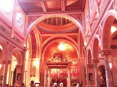 Baldacchino and Sanctuary of the Cathedral Basilica