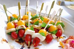 Caprese Picks // Call Me Fudge