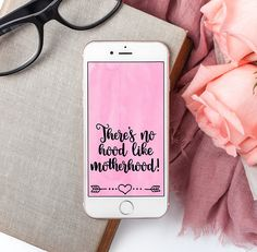Iphone Wallpaper  Motherhood  Dress Your Tech  Phone Lock