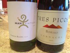 Value #wines from South African and Spain.   #cheninblanc #garnacha