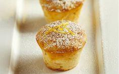 Lav med ca. 1 dl vand og bag i 25 min. Doughnut, Frosting, Muffins, Pudding, Cupcakes, Breakfast, Desserts, Food, Favorite Recipes