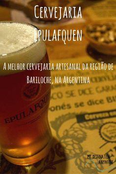 Cervejaria Epulafquen em Villa la Angostura na Patagônia Argentina:
