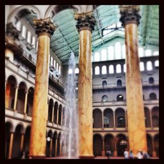 National Building Museum, Washington DC