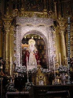 Sevilla, Virgen de la Macarena
