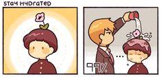 "octofried: ""be sure to water ur plant once everyday! Albedo, Jojo's Bizarre Adventure, Mob Physco 100, Mob Psycho 100 Anime, Manhwa, Anime Child, Demon Slayer, Kageyama, One Punch Man"