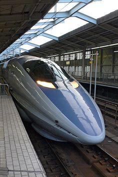 Shinkansen 500 series