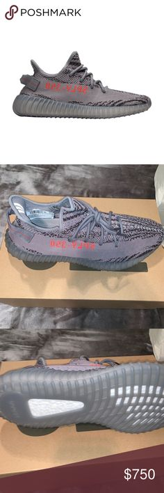 "d21b681b567 Adidas Yeezy Boost 350 v2 ""beluga 2.0"" Release 11-25-17 brand new never  worn. Sells for  500+ on the Goat app. adidas Shoes Athletic Shoes"