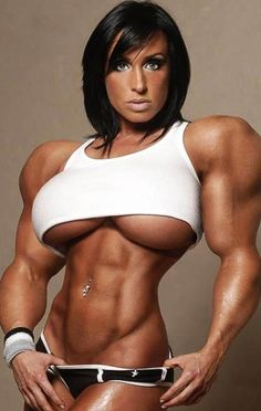 does female bodybuiders have breast implants jpg 1080x810