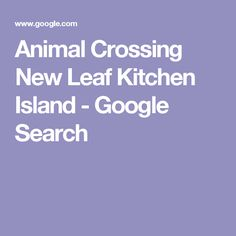 Kitchen Island New Leaf ▷ animal crossing new leaf k.k.bossa cover 「けけボッサ」とびだせ
