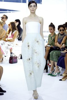 Delpozo | Spring 2016 Ready-to-Wear Collection | Vogue Runway