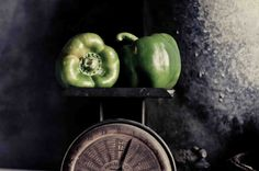 Food Photography, Pepper Photo, Black and White Photography, Still Life, Rustic, Kitchen Wall Decor, Fine Art Photography, Vegetable Photo by StephanieSchamban on Etsy
