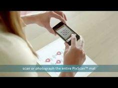 Silhouette PixScan™ Technology