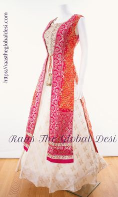 May 2020 - bandhani indian dresses near me Gown Party Wear, Party Wear Indian Dresses, Designer Party Wear Dresses, Indian Gowns Dresses, Indian Fashion Dresses, Dress Indian Style, Indian Designer Outfits, Indian Outfits, Fashion Outfits