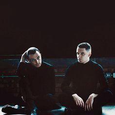 Theo Hutchcraft & Adam Anderson = HURTS