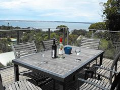 American River, Kangaroo Island - Houses for Rent in American River, South Australia, Australia Kangaroo Island, Trophy Hunting, Outdoor Tables, Outdoor Decor, South Australia, Renting A House, Beautiful Birds, New Zealand, Around The Worlds