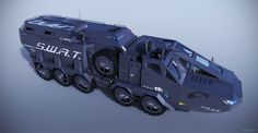 Here is the Vanguard concept art for Star Citizen created by Gurmukh Bhasin, Elwin Bachiller and Chris Olivia.  Please visit www.gurmukhbhasin.com for more.