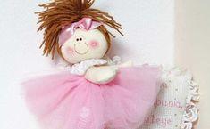 Esta hermosa bailarina paño encanta a niños y adultos y es muy sencillo de hacer (Reuters)