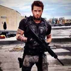 Expendables 3 photoshoot