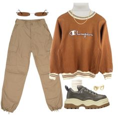 casual date outfit Teenage Outfits, Teen Fashion Outfits, Retro Outfits, Cute Casual Outfits, Fashion Dresses, Aesthetic Fashion, Look Fashion, Aesthetic Clothes, Korean Fashion
