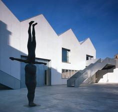 At The Gormley Studio London. Admired by www.stephenneall.co.uk