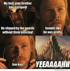 Funny avengers: Oh Thor!…love it when they emulate CSI Miami Funny avengers: Oh Thor!…love it when they emulate CSI Miami Funny Marvel Memes, Dc Memes, Marvel Jokes, Funny Memes, Thor Meme, Thor Jokes, Hulk Memes, Funny Rats, Ms Marvel