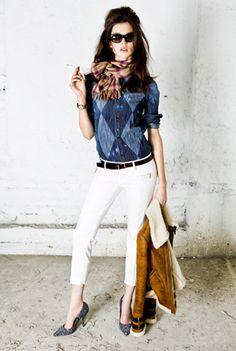 (3_1) dsquared2 fall/winter 2012, womenswear main collection