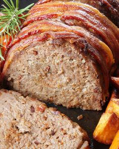 Meatloaf, Ricotta, Wine Recipes, Italian Recipes, Buffet, Brunch, Food And Drink, Baking, Desserts