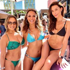 """Eva LaRue on Instagram: """"What happens in Vegas… doesn't always stay in Vegas, it comes home in the form of tan lines😜 Happyyyy Birthday weekend my beautiful…"""" Eva Larue, Soap Opera Stars, Birthday Weekend, Tan Lines, Bikini Girls, Bikinis, Swimwear, Vegas, Things To Come"""
