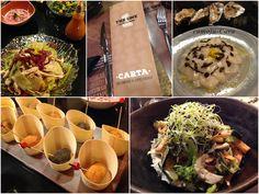 Juan exojo presenta los men s navide os del restaurante julio verne restaurantes pinterest - Restaurante julio verne ...