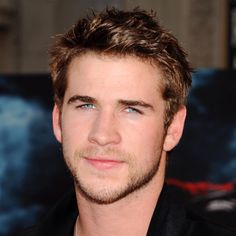 Liam Hemsworth...definition of attractive guy with accent.