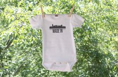 Memphis - Made In (can be made with just the skyline and no text) Infant Bodysuit by Nestingproject on Etsy https://www.etsy.com/listing/177813557/memphis-made-in-can-be-made-with-just