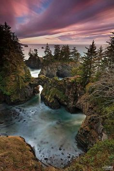 Fairytale Cove, Oregan