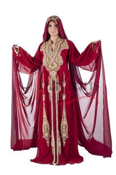 Kına Gecesi Elbiseleri Ottoman style henna night dress Abaya Designs, Traditional, Style, Fashion, Swag, Moda, Stylus, La Mode, Fasion