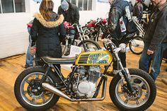 Nice tank work by ornamental  conifer: the one motorcycle show in Portland this January- so many great bikes!!