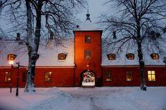 Halmstads castle, Sweden