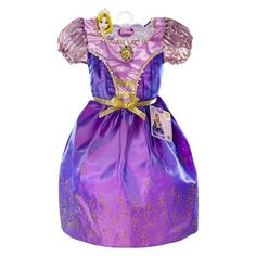 Disney Princess Rapunzel Enchanted Dress