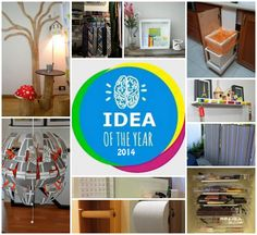 IKEA Idea of the Year 2015 ... vote for the best. - IKEA Hackers