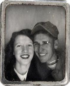 1940's photomatic photobooth