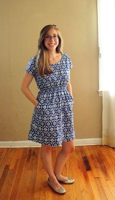 Ravena Staple Dress by Jessie Stern | Project | Sewing / Dresses | Kollabora