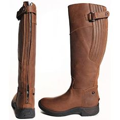 Dublin Waterproof River Boots - Long Riding boots - Footwear and ...