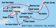 - British Virgin Islands Sailing - 7 days