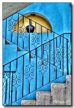 Taxco, Mexico > Stairway