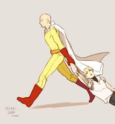 One Punch Man | #opm #saitama #genos