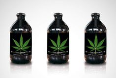 Cold-Brewed Weed Coffee